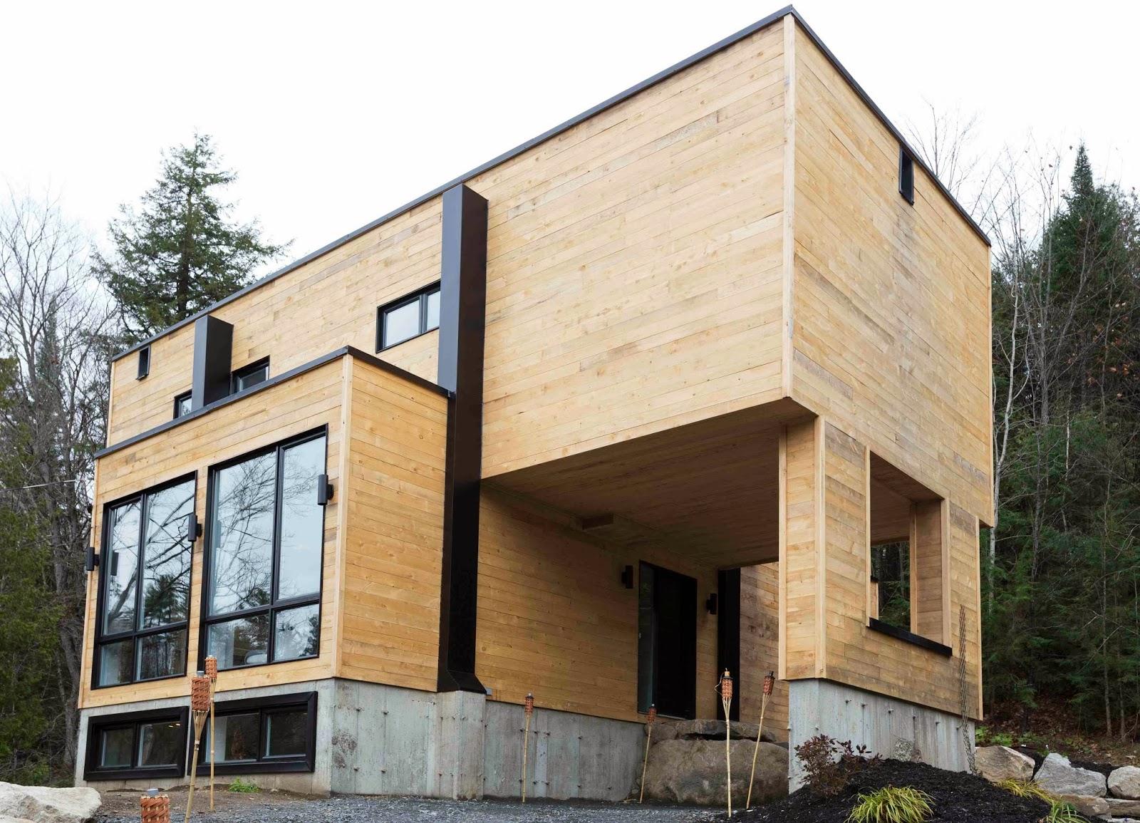 Design l.e.c.: maison conteneur