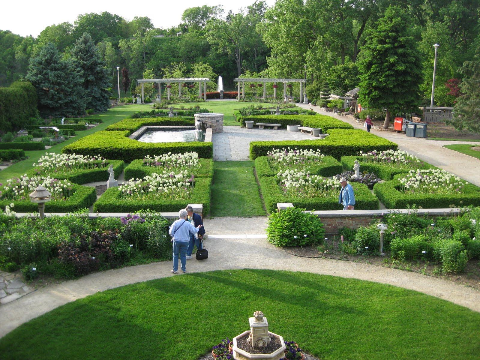 Rotary Botanical Gardens Hort Blog Starting To Get Dry