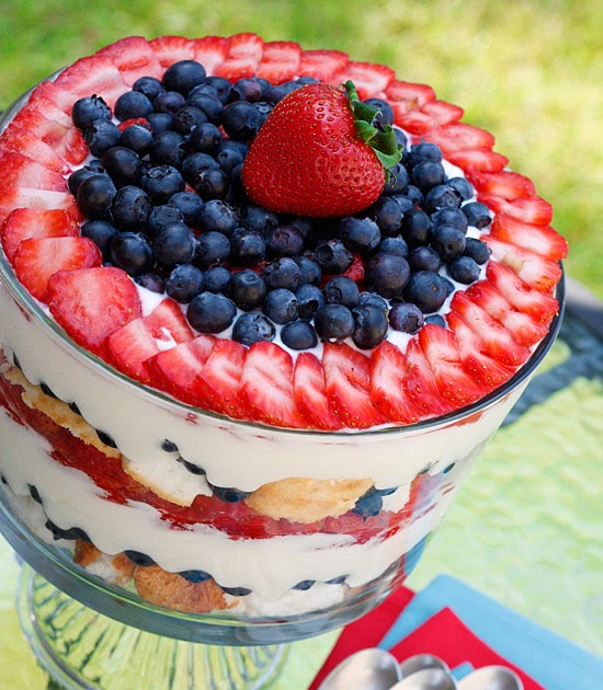 Trifle Recipes With Angel Food Cake Amp
