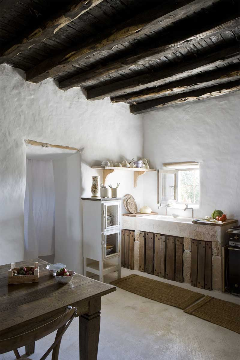Una Casa Rustica En Formentera Rustic House In Formentera