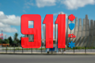 911 en San Cristobal - Republica Dominicana