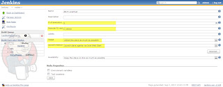 Configure Node for WebDriver