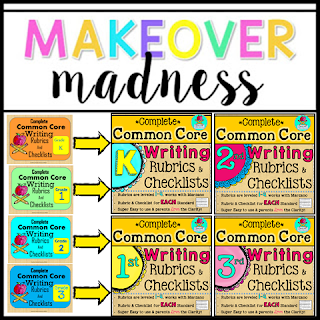 https://www.teacherspayteachers.com/Product/Complete-K-3-Common-Core-Writing-Rubrics-and-Checklists-1132347