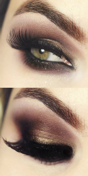 Gorgeous Smoky Eyes Makeup Tutorials