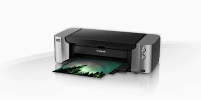 download Canon PIXMA PRO-100 Inkjet printer's driver