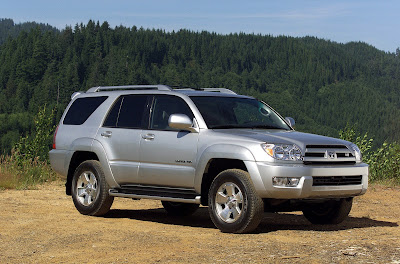 2004 Toyota 4runner Review & Owners Manual