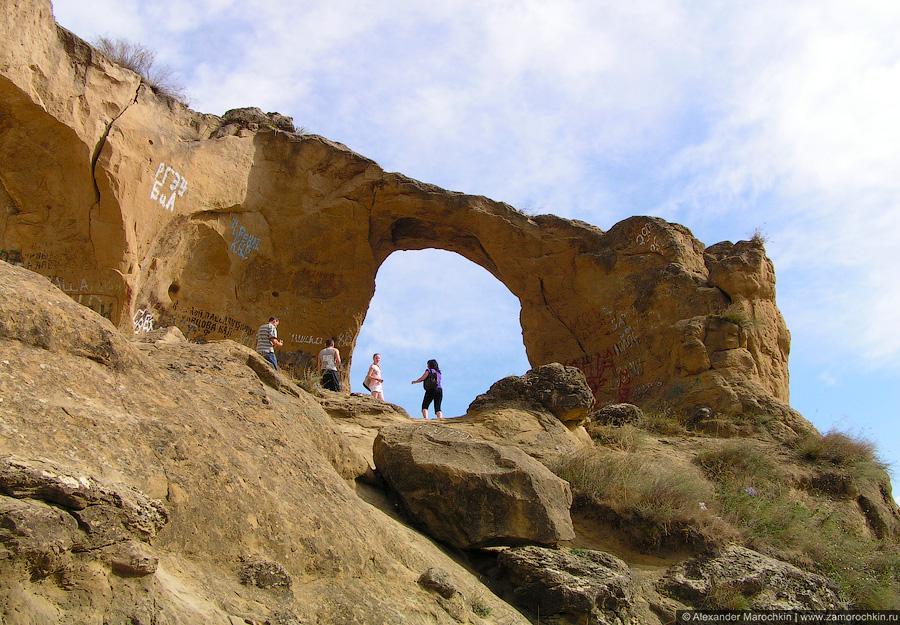 Памятник природы гора Кольцо