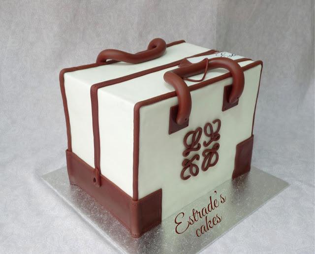 tarta bolso de Loewe 1