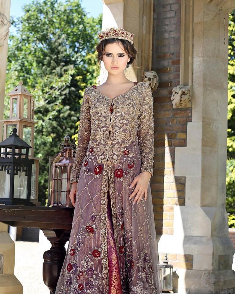 Saira Rizwan Fall Winter Formal Wear Dresses 2016 2017 For Women