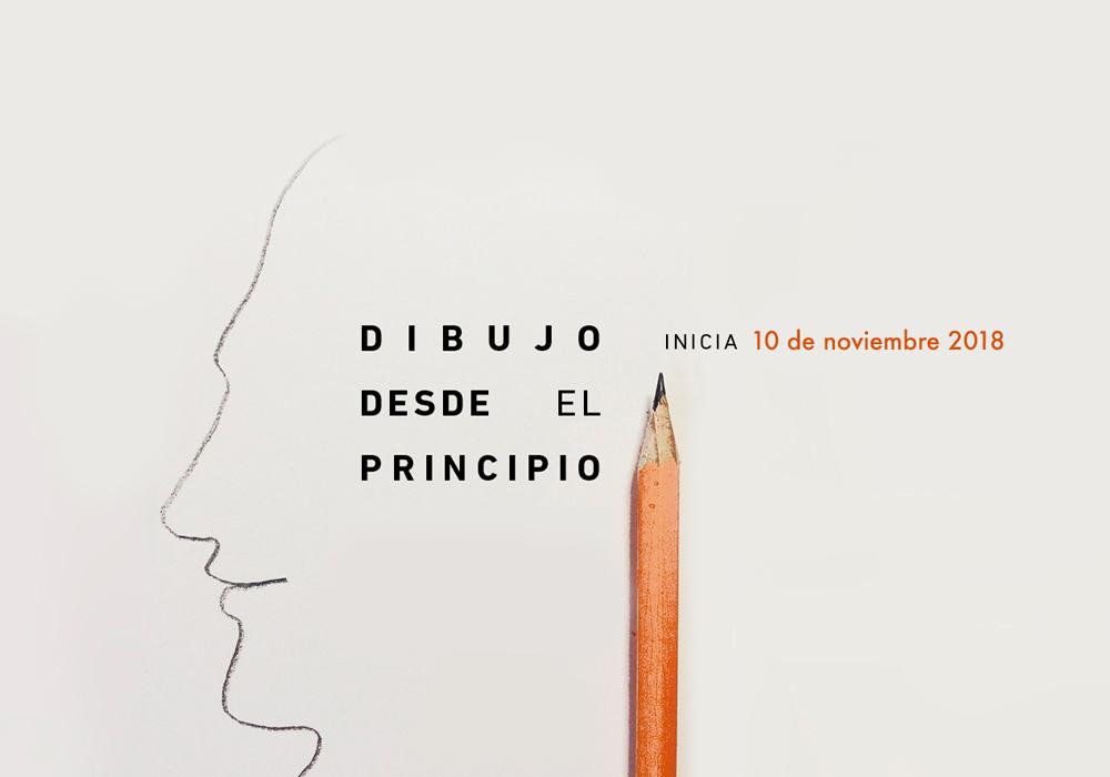 DIBUJO DESDE EL PRINCIPIO // 10 de nov