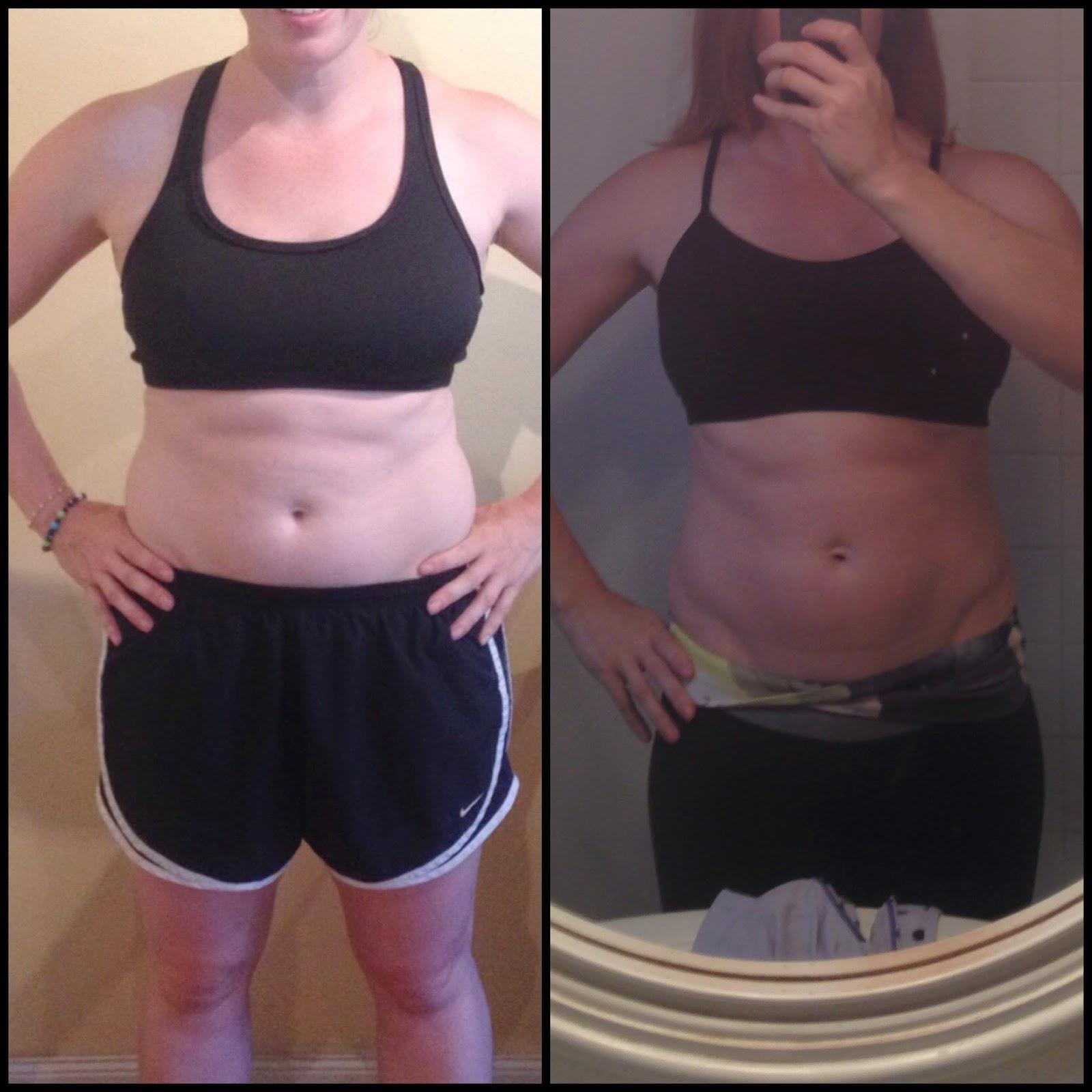 21 Day Fix Transformation, real life transformation, women's progress update 21 day fix