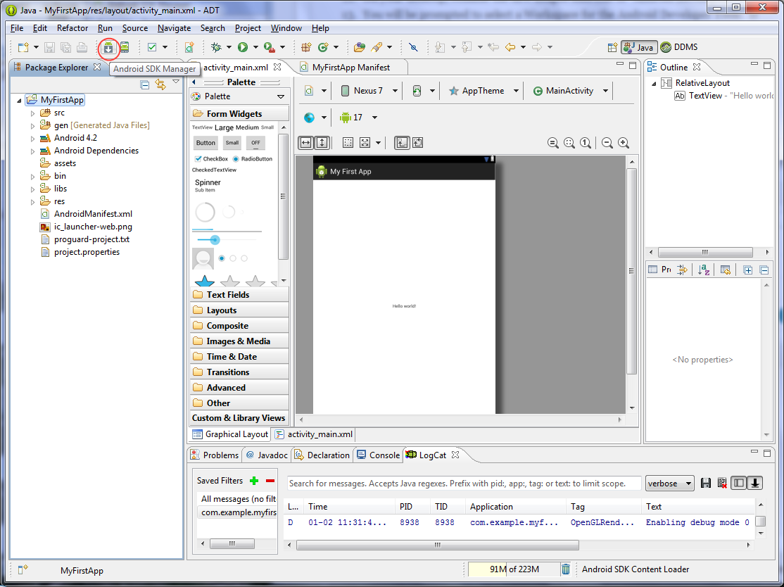 Download - Android Studio Project Site