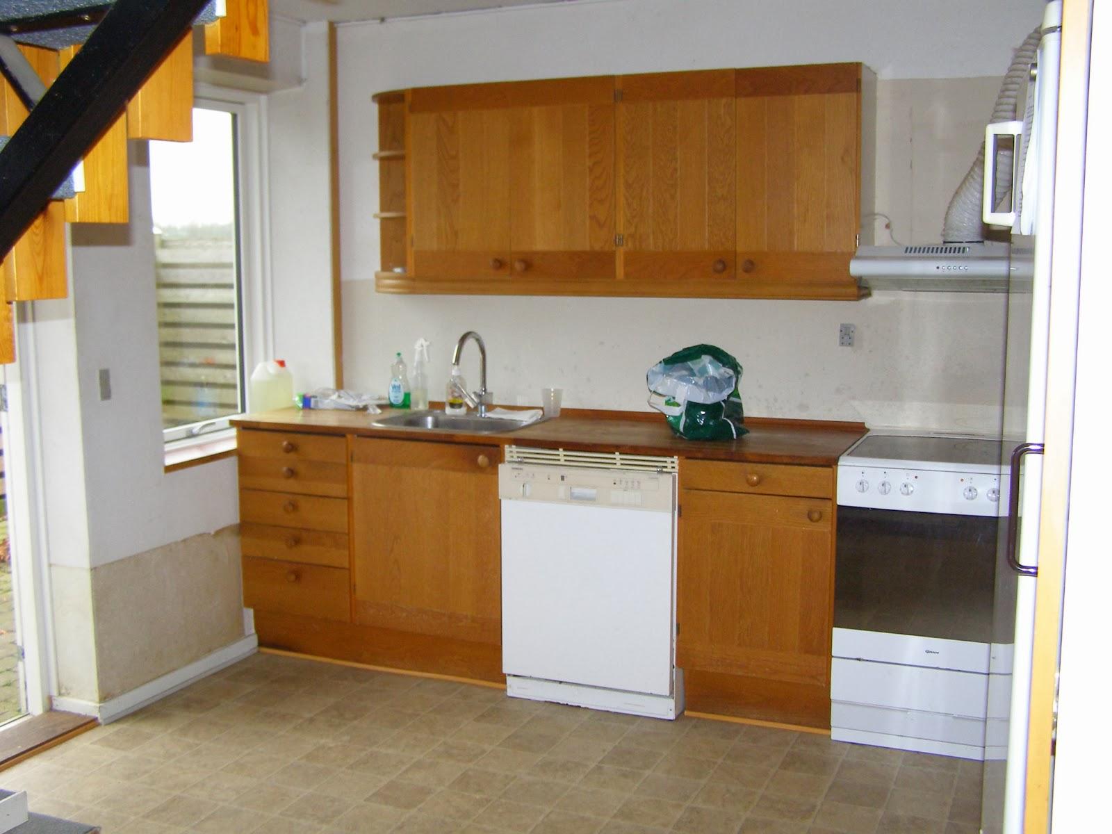 Halager: fra skrot til slot   de færdige rum: køkken