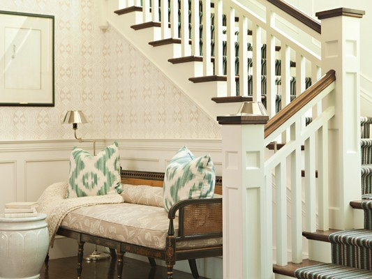 Pawleys Island Posh: entryway inspiration