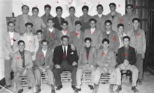 CLASES DE ADULTOS EN LOCALES DE EDUCACION Y DESCANSO AÑO 1953