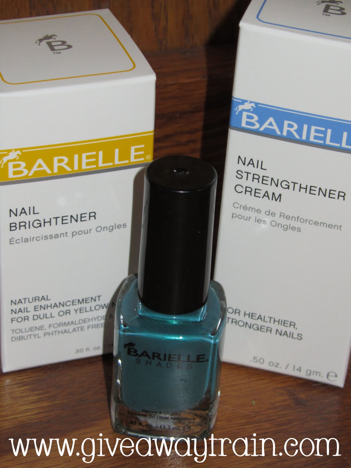 CLOSED} Barielle Review & Giveaway