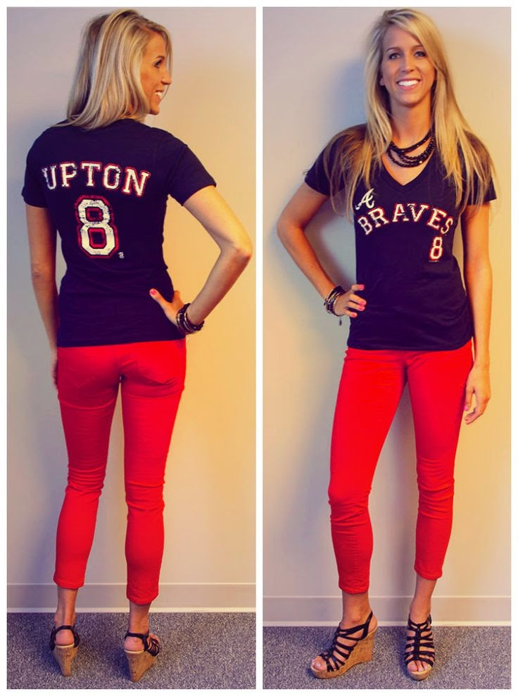 Braves Shirts For Women