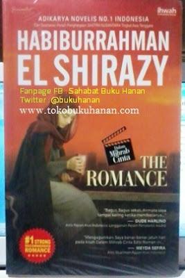 Buku : Dalam Mihrab Cinta The Romance – Habiburrahman El Shirazy (Kang Abik)