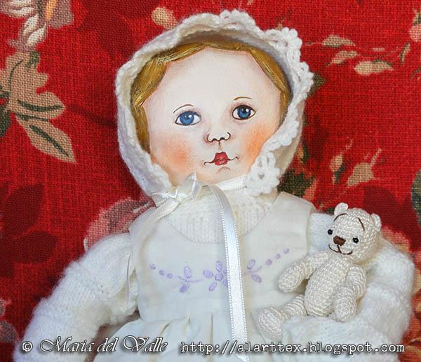 Grace Columbian doll