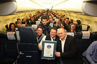 Highest stand up comedy Gigs Guinness World Record, Gigs Guinness World Record 2011, British Airways Gigs Guinness World Record, British Airways Guinness World Record, Non stop comedy world record