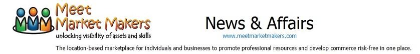Meet Market Makers' Marketplace News & Affairs
