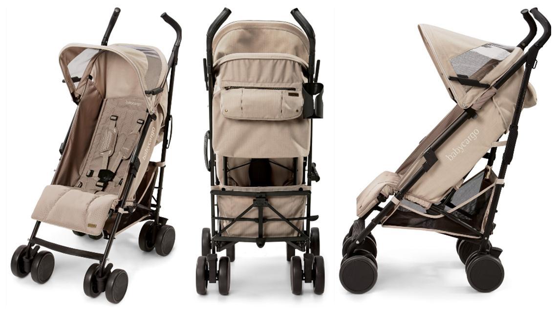 Bump to Baby Gear: Baby Cargo 300 Series Stroller