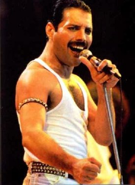Wallpaper Protef Freddie Mercury Wallpapers