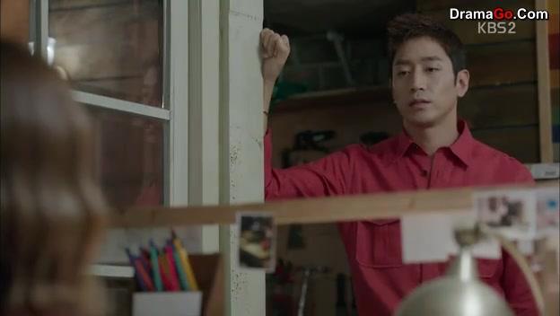 Tae Ha lalu bertanya kayu apa yang ingin Yeo Reum gunakan untuk ...