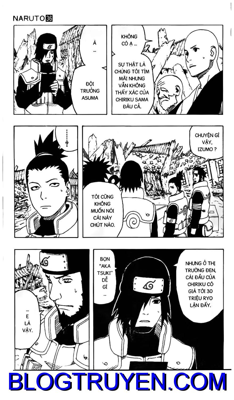 Naruto - Chapter 321 - Pic 5