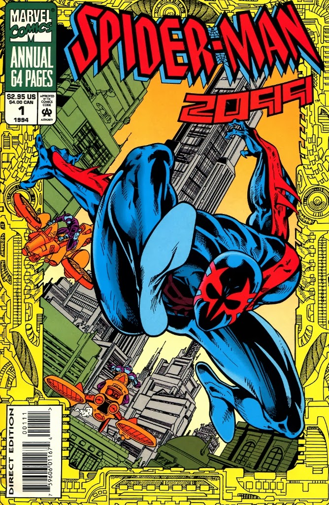 Review: Spider-Man 2099 Volume 2