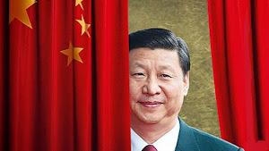Xi Jinping en el Zhongnanhai (2013)