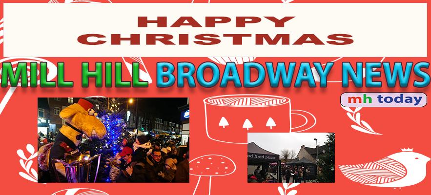 Broadway Blog   NEWS   Mill Hill Barnet   NW7