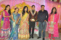 Celebraties at Actor Bharat n Jessy Wedding Reception Photos+%2528118%2529 Actor Bharath n Jessy Wedding Photos
