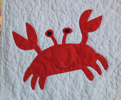 Under the Sea, the little crab