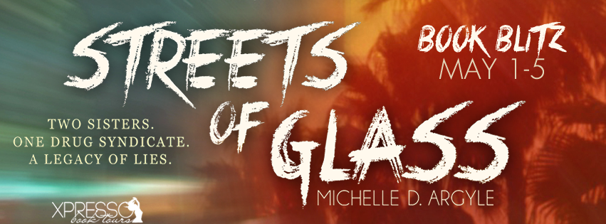 Streets of Glass Book Blitz