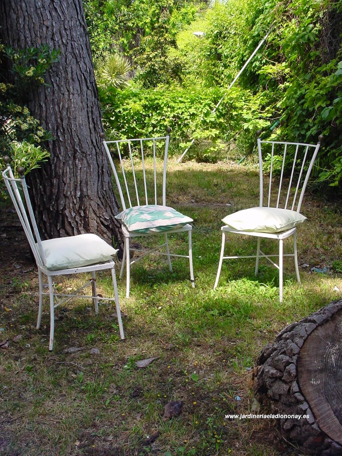 Jardineria eladio nonay mobiliario sencillo para jard n - Jardineria eladio nonay ...