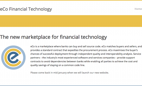 eCo Financial Technology