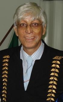 Mário Carabajal - Fundador Academia Letras Brasil