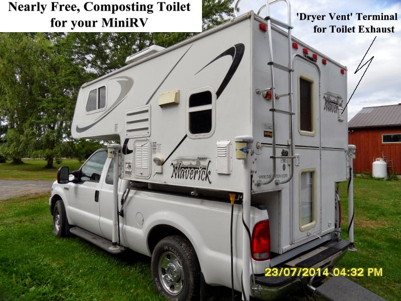 Build-It-Solar Blog: DIY Composting Toilet for RV\'s and Small Spaces