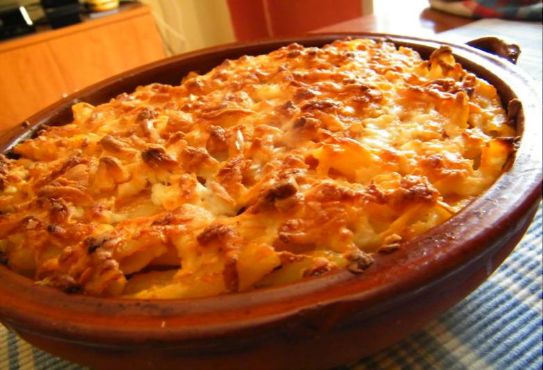 Mediando en la cocina mediando en la cocina con alfonso - Macarrones con verduras al horno ...