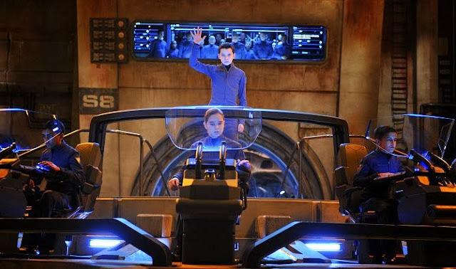 Ender's Game, USA, 2013