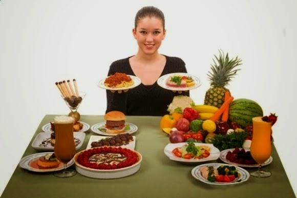 Pola Hidup dan Makanan Sehat Untuk Wanita