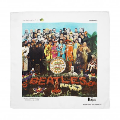 PAÑUELO TURNBULL & ASSER BEATLES