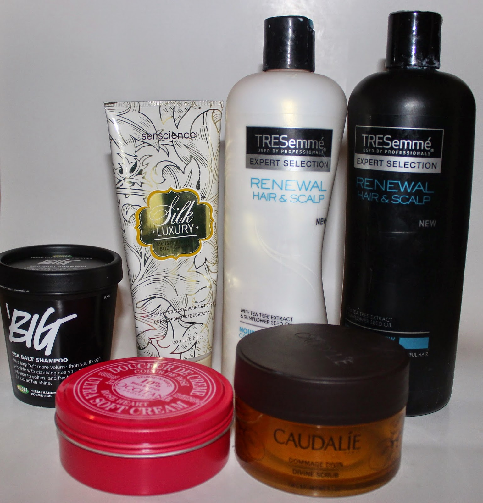 August & September Empties