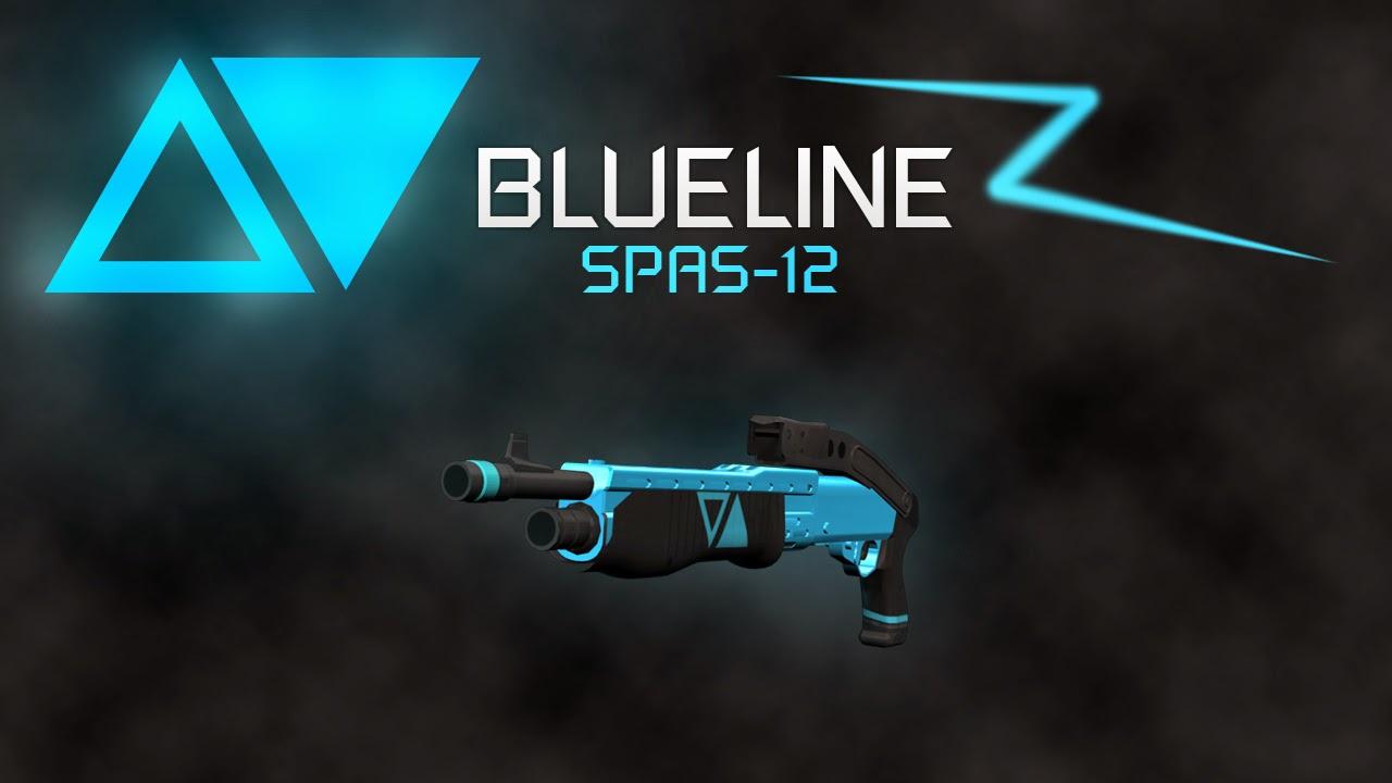 GTA SA - BLUELINE WEAPON PACK Spas