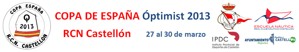 CE OPTIMIST 2013