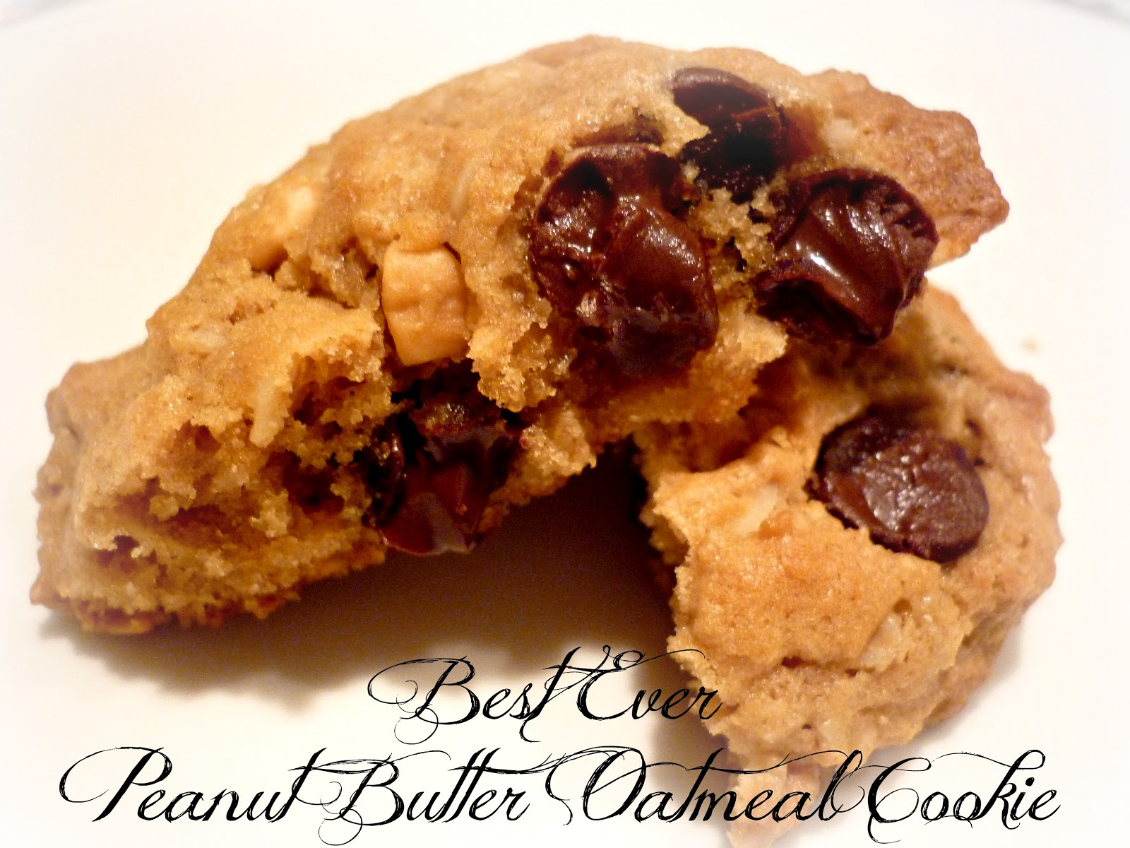 ... Gift Basket with Best Ever Peanut Butter Oatmeal Cookie Recipe