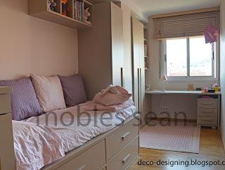 Modern Teen Bedroom Ideas by Sergi Mengot 3