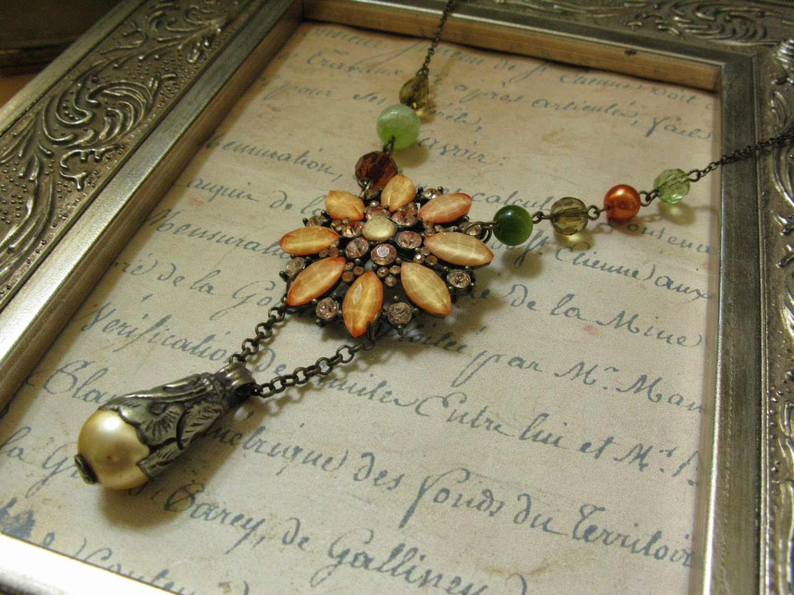 assemblage jewelry