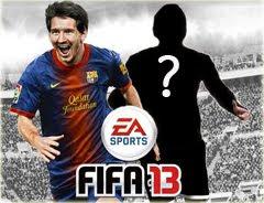 ¿Quien acompañará a Messi en la portada del FIFA 13?